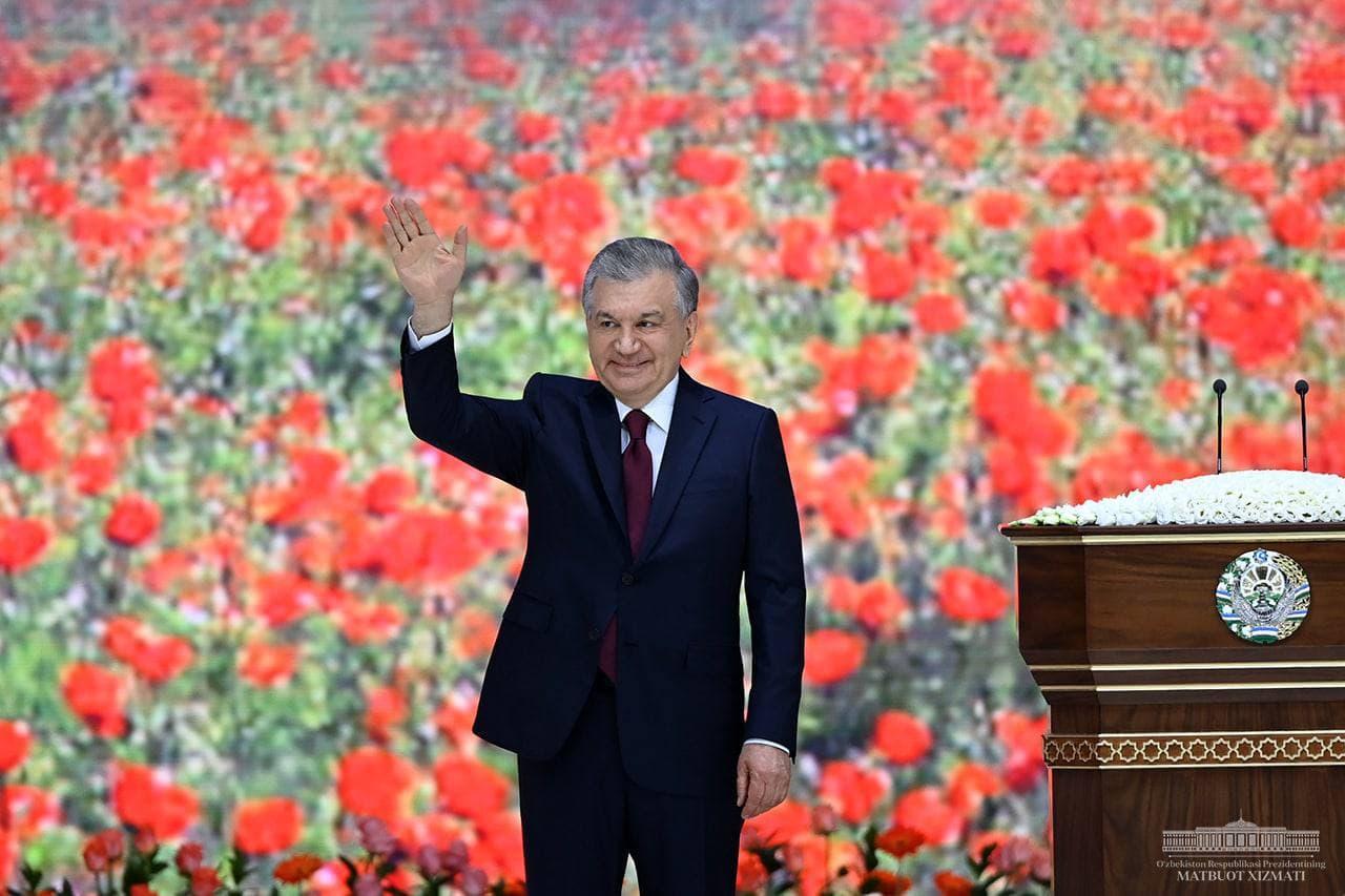 «Мы никогда не сойдем с нашего верного пути по обеспечению интересов нашего народа», — Шавкат Мирзиёев