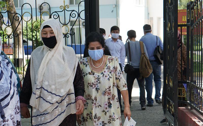 Нурмат Атабеков: За последние 3-4 дня возрос уровень заболеваемости коронавирусом