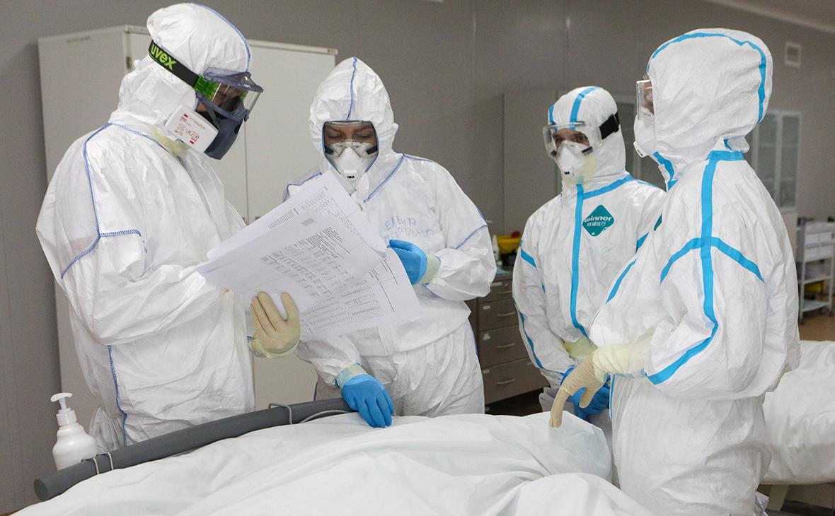 Количество зараженных коронавирусом в Узбекистане вновь увеличилось