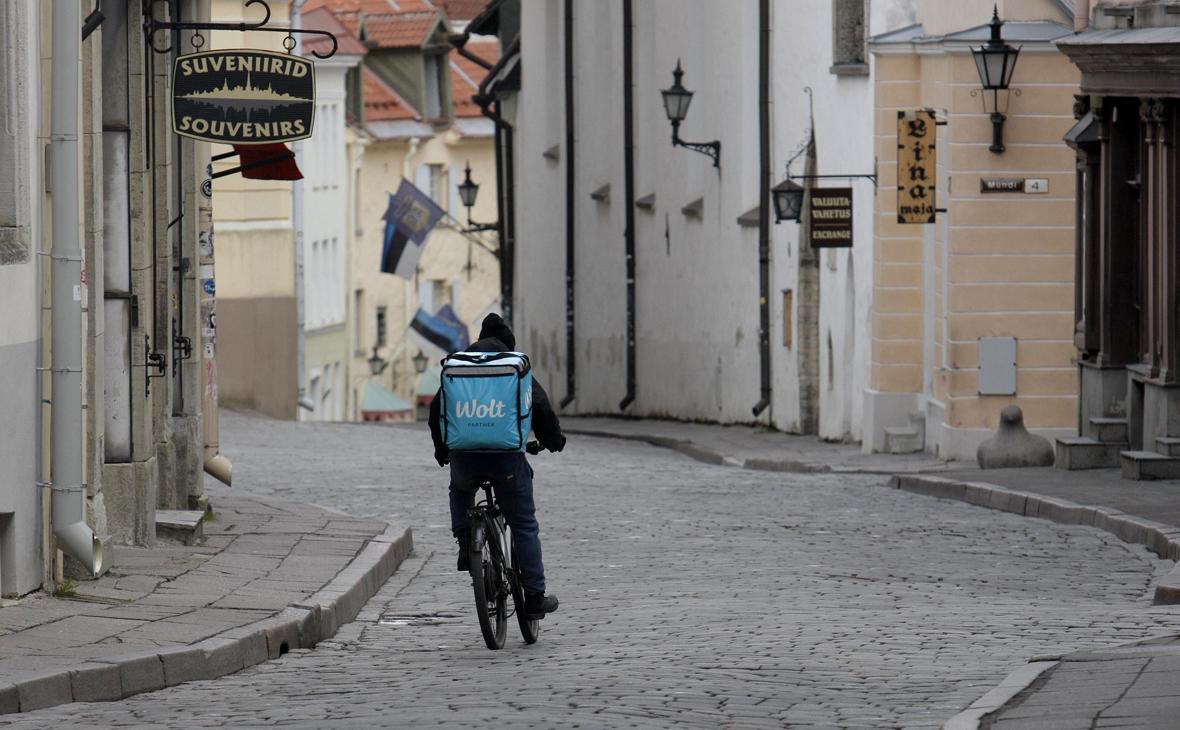 В Эстонии ввели карантин из-за британского штамма коронавируса
