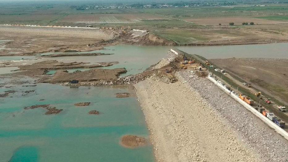 Объявлен тендер на реконструкцию Сардобинского водохранилища