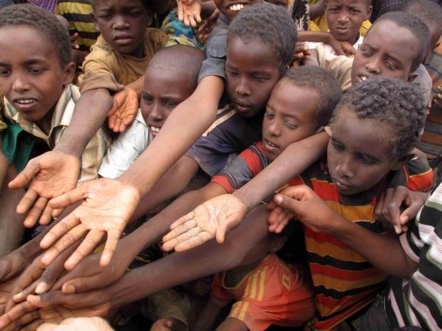 В 2020 году 88 миллионов человек страдали от голода в мире