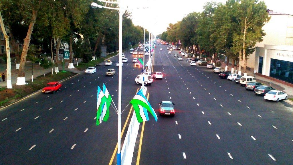 В Ташкенте перекроют движение на некоторых улицах