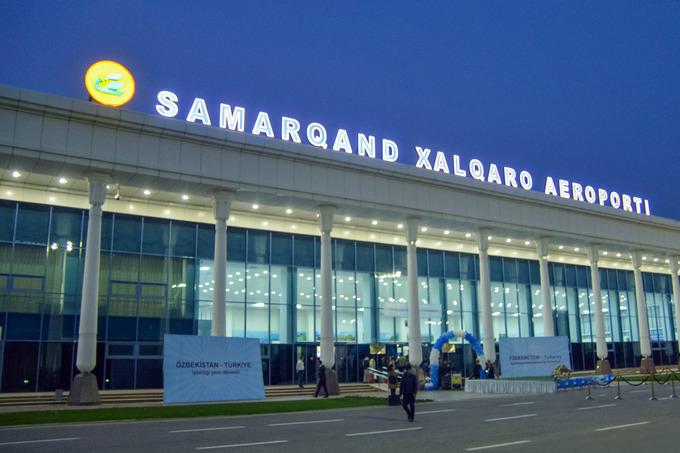 В Самарканде несколько пассажиров не пустили на рейс в Москву