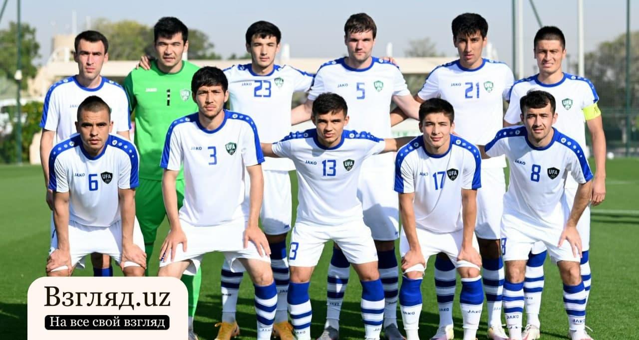 Сборная Узбекистана по футболу проведет товарищеские матчи с Ганой и Ираком