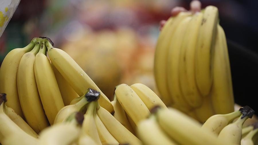 Увеличился объем импорта бананов в Узбекистан