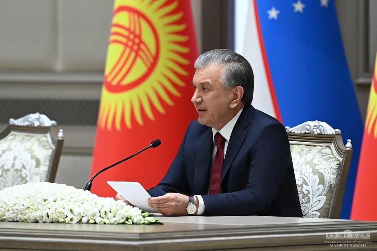 Молодёжи Кыргызстана планируется ежегодно выделять гранты в вузах Узбекистана
