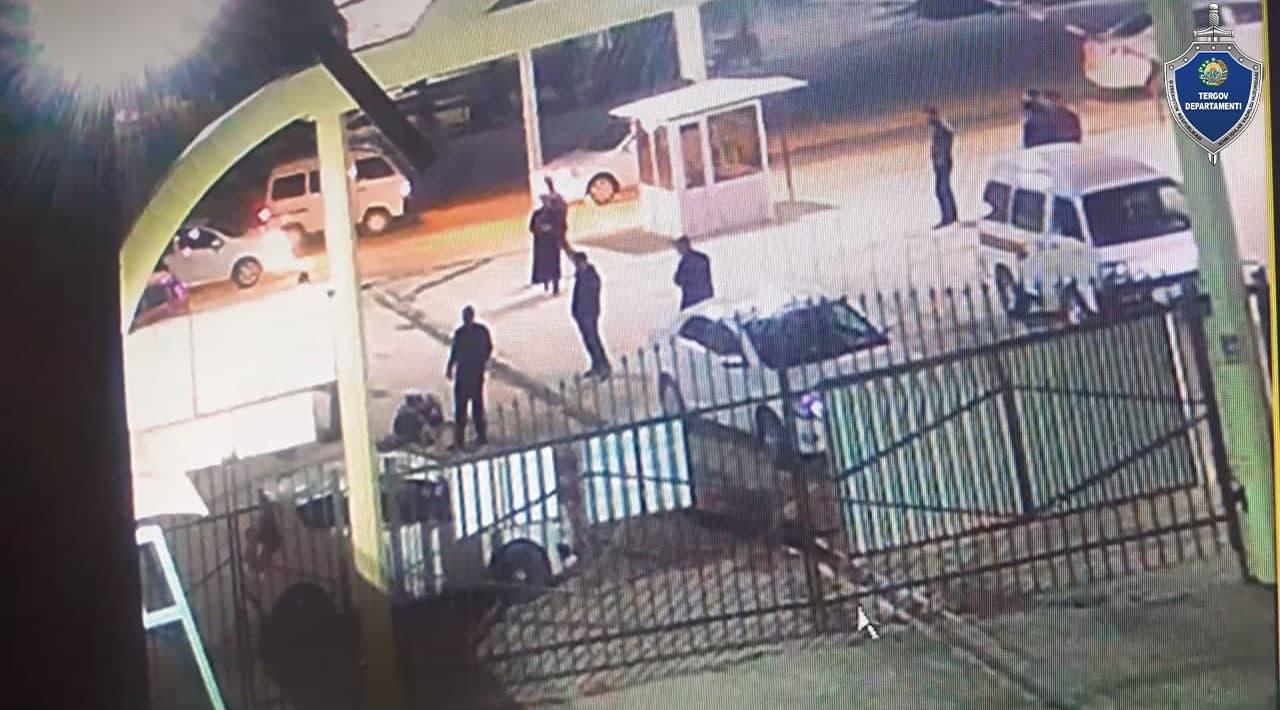 Двое братьев избили мужчину в Самаркандской области