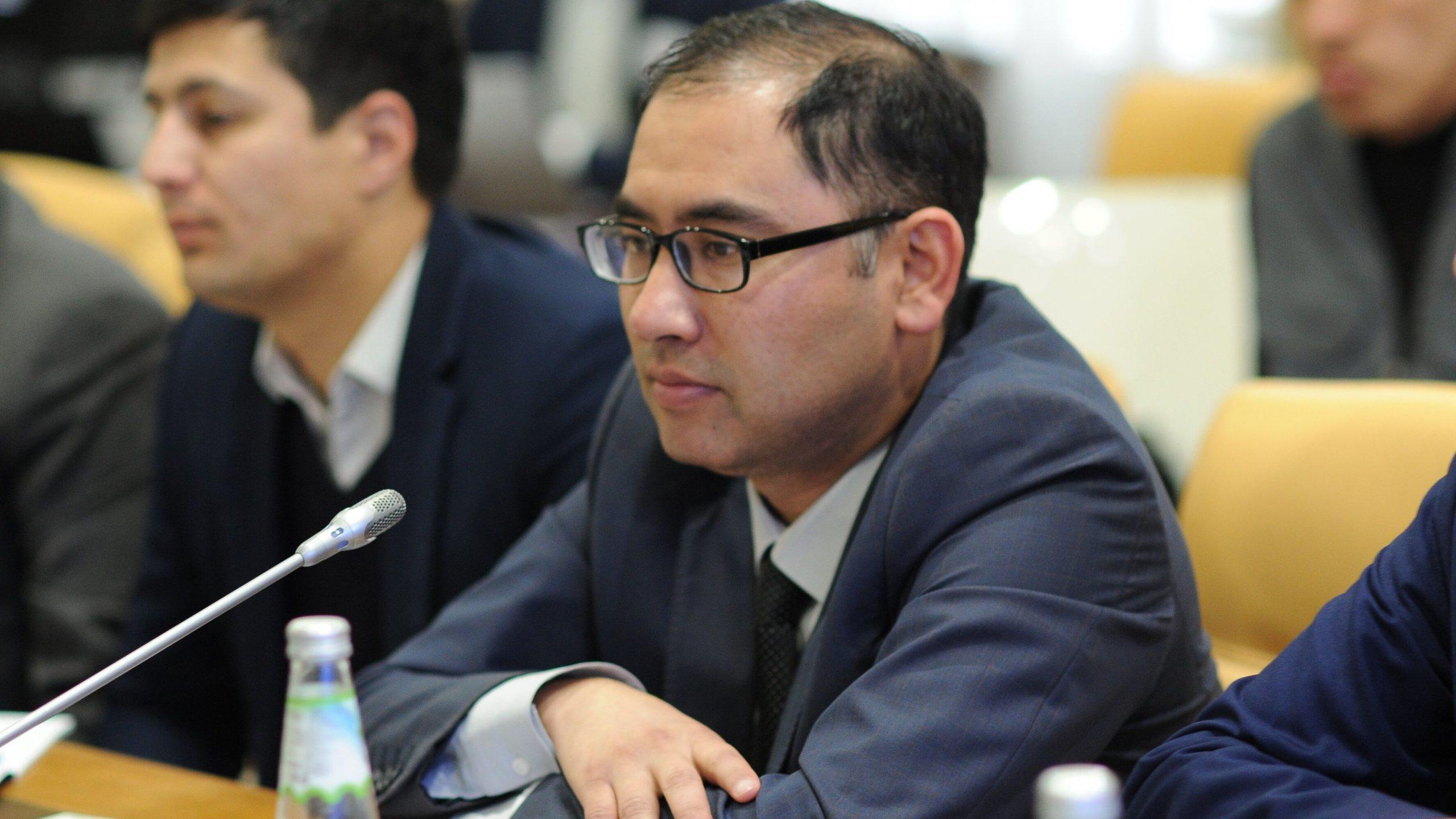 Шахрух Шарахметов назначен новым председателем Антимонопольного комитета