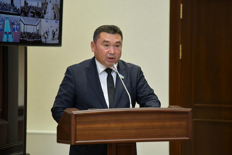 Сенат одобрил закон о дехканском хозяйстве