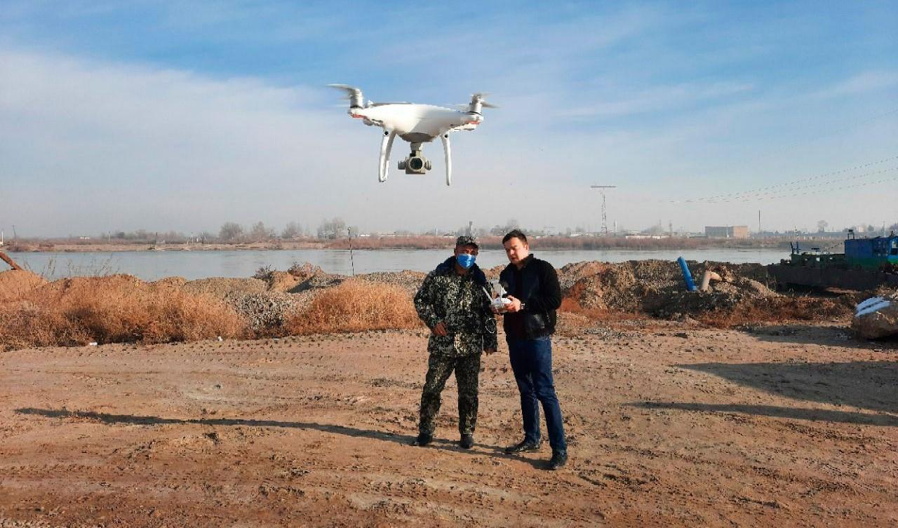 В Узбекистане будет внедрена единая информационная система по использованию дронов