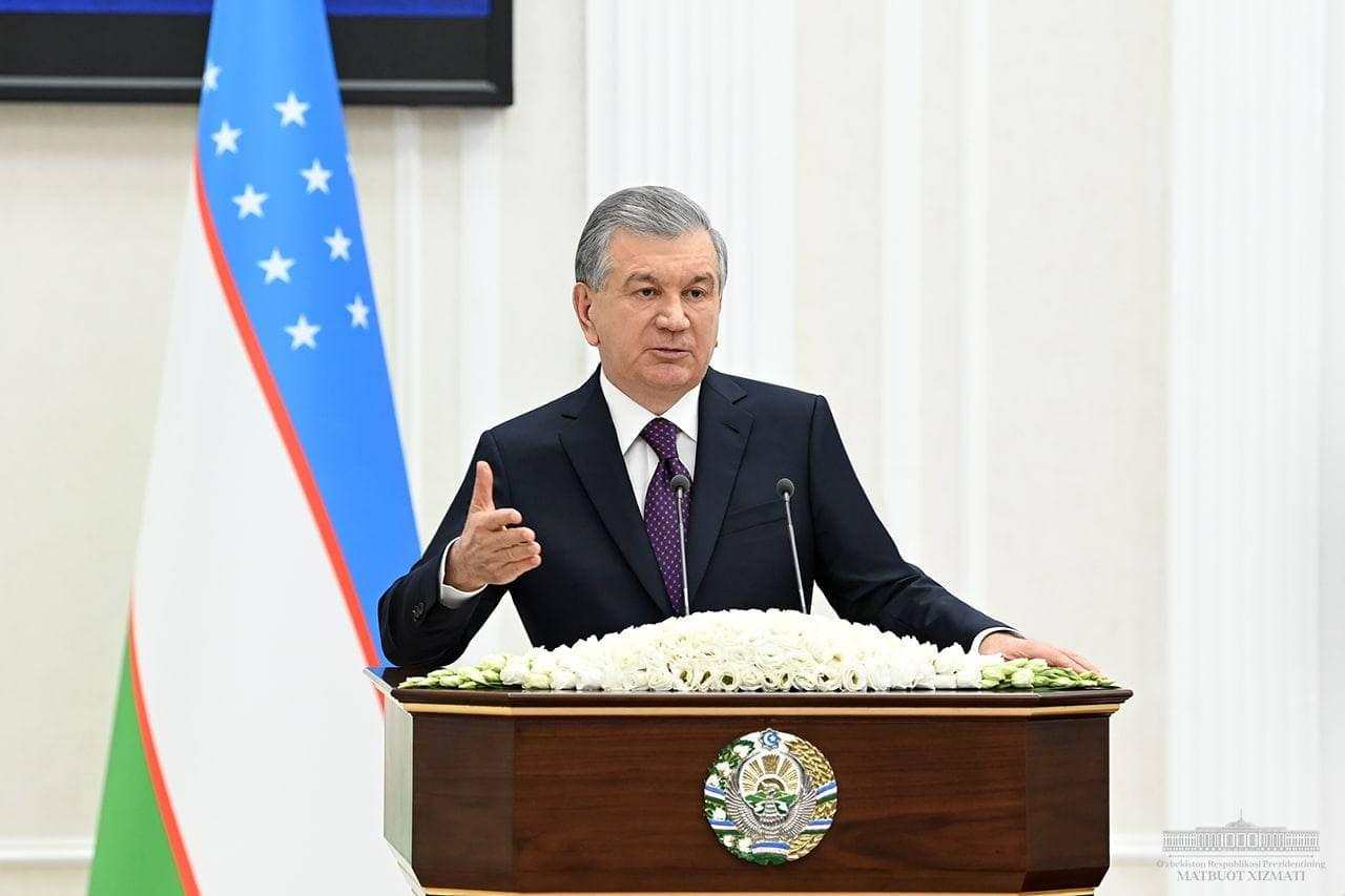 «Мы планируем разделить Ташкентскую область на две части» — Шавкат Мирзиёев