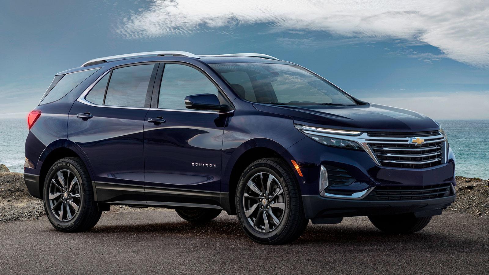 В UzAuto сообщили о начале контрактной поставки автомобилей Chevrolet Equinox
