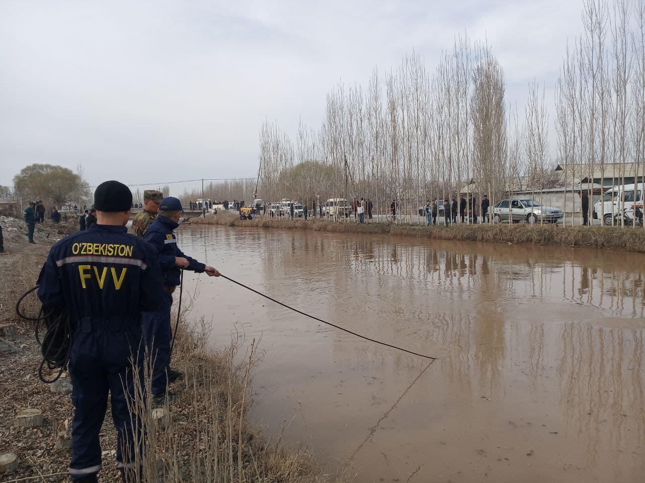 Найдено тело утонувшего мальчика в Большом ферганском канале