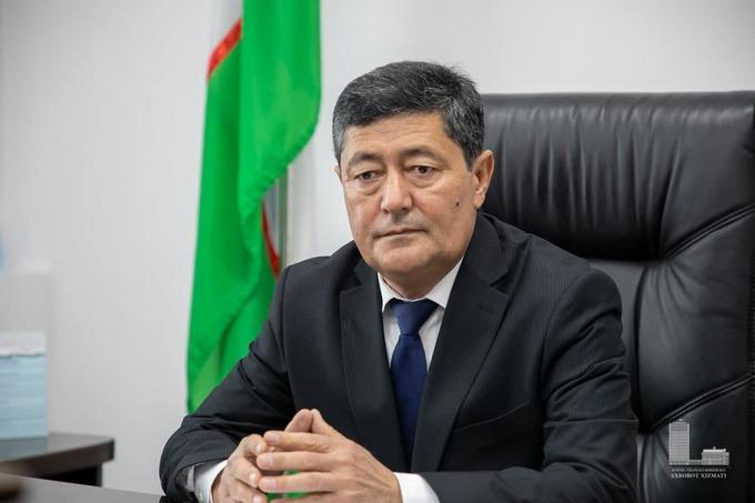 Назначен новый хоким Хатырчинского района