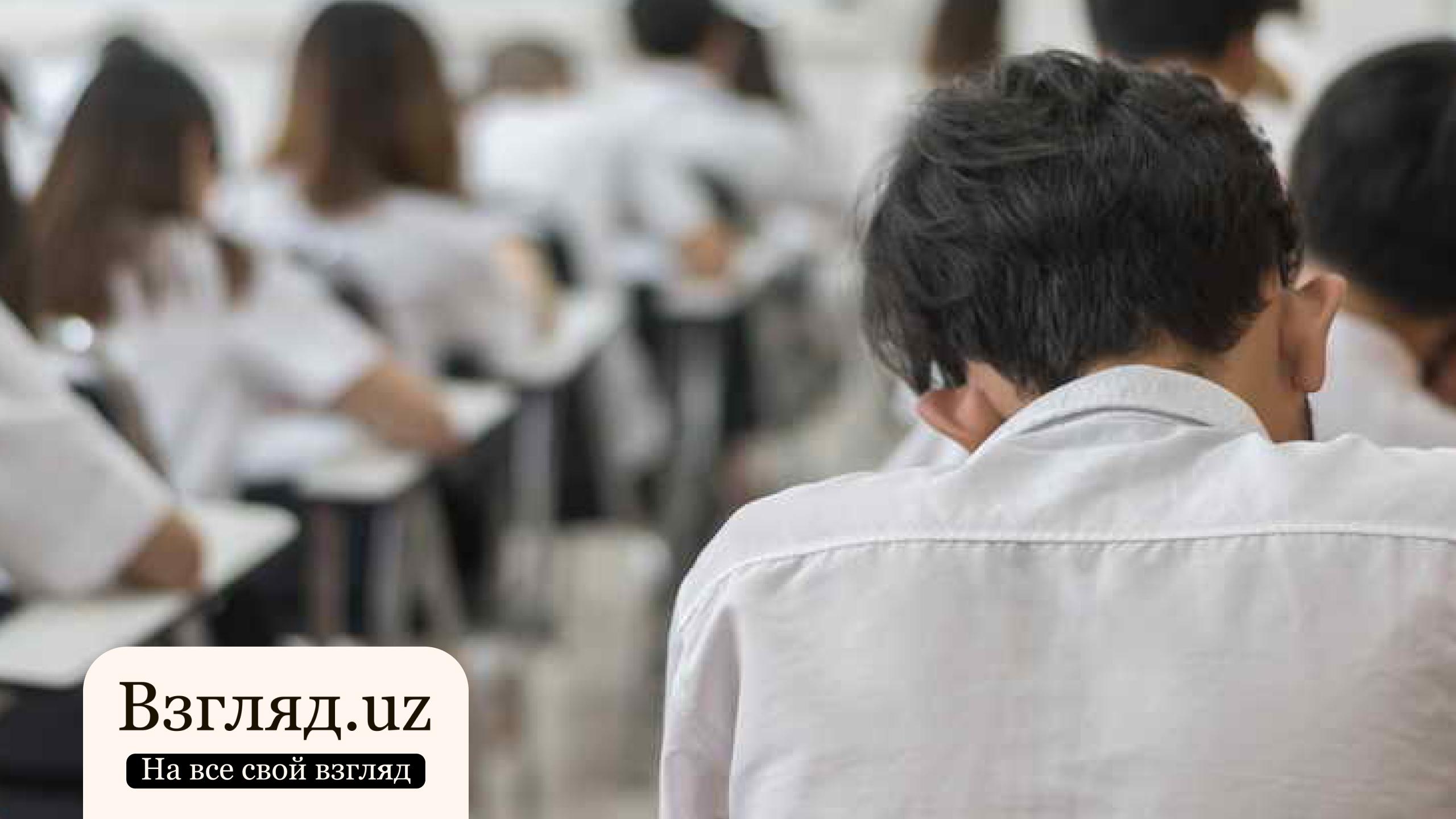 Стало известно, сколько абитуриентов смогут участвовать во вступительных экзаменах в этом году