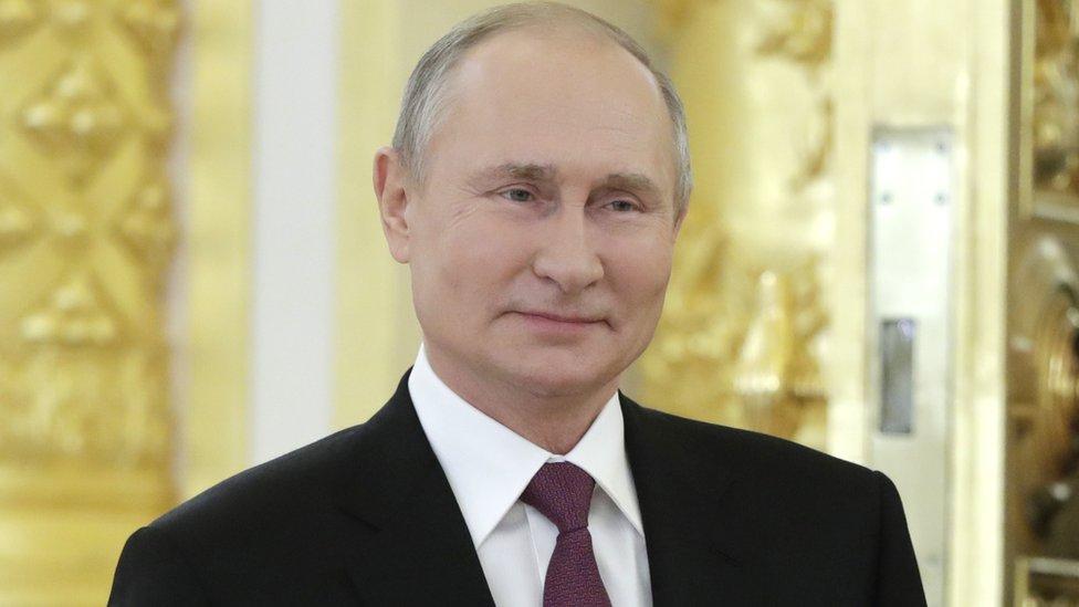 Владимиру Путину предложили создать личный блог