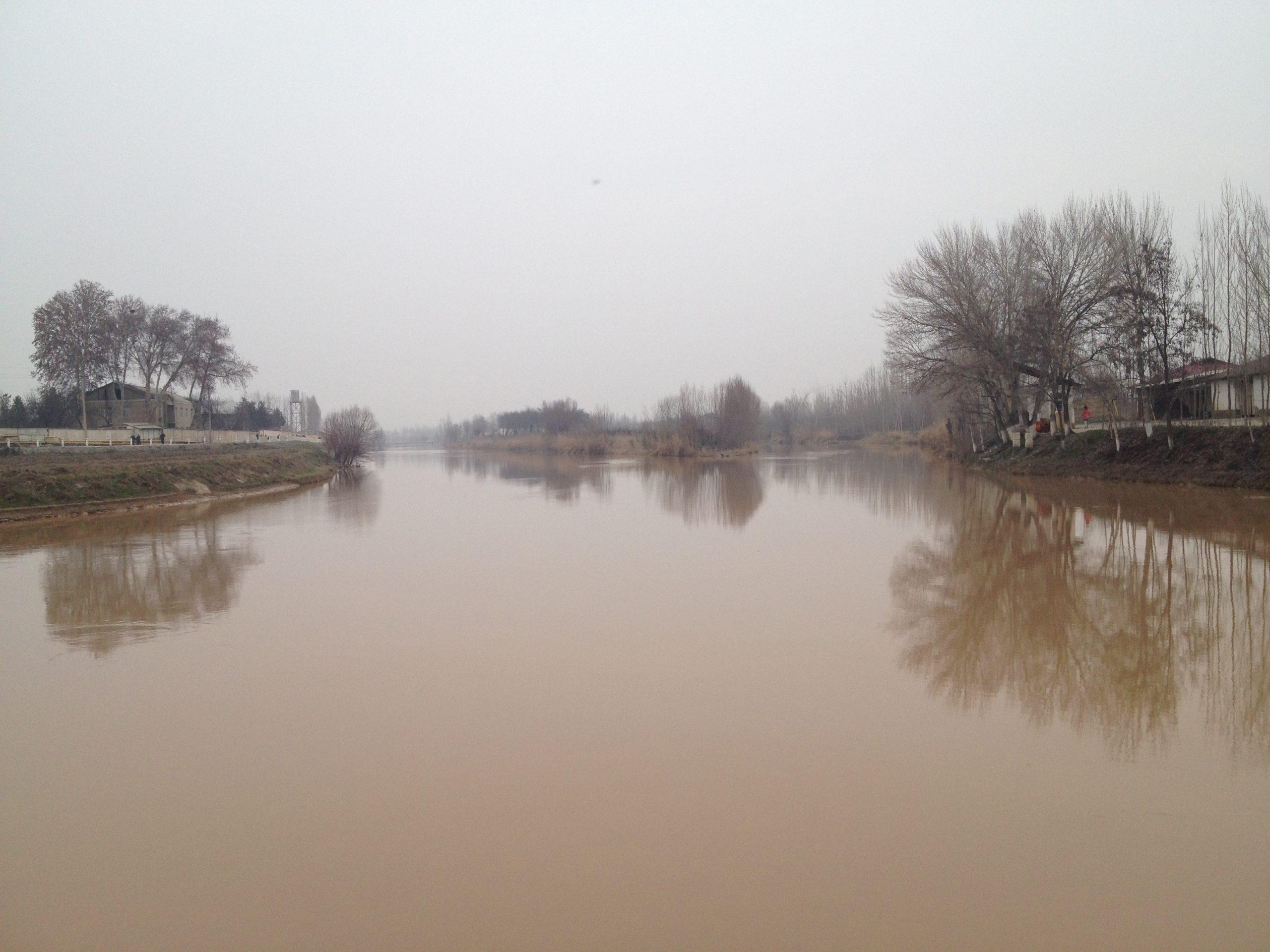 Шестиклассник утонул в Большом Ферганском канале