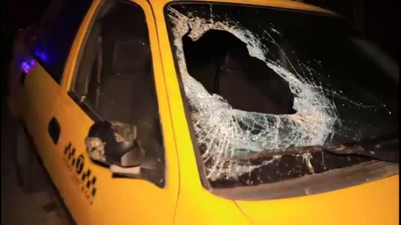 В Навои водитель Nexia сбил пьяного пешехода – видео