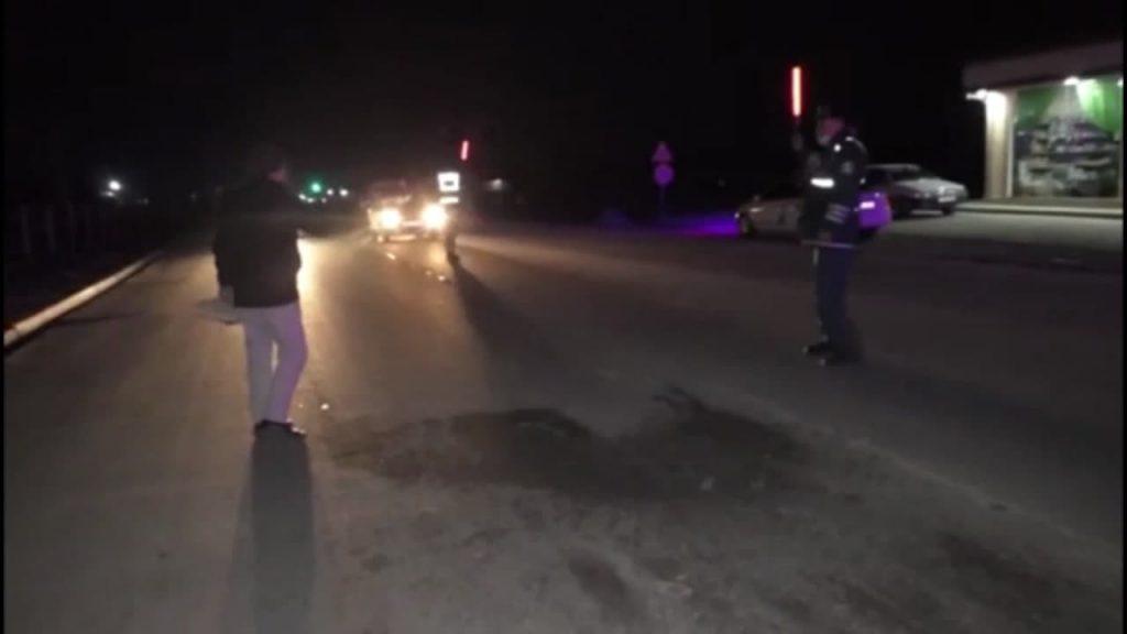 Spark насмерть сбил девушку в Самаркандской области — видео