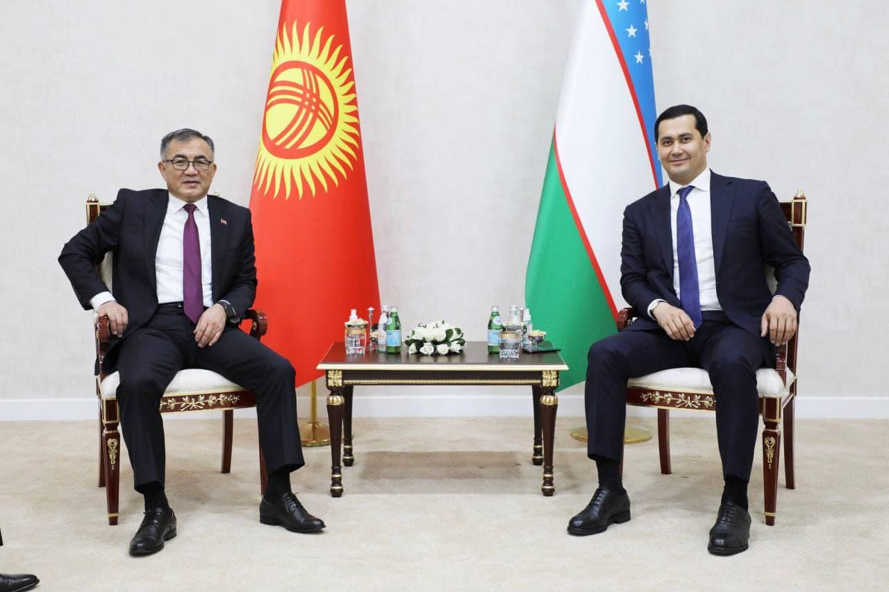 Узбекистан совместно с Кыргызстаном создадут инвестфонд с капиталом в 50 миллионов долларов