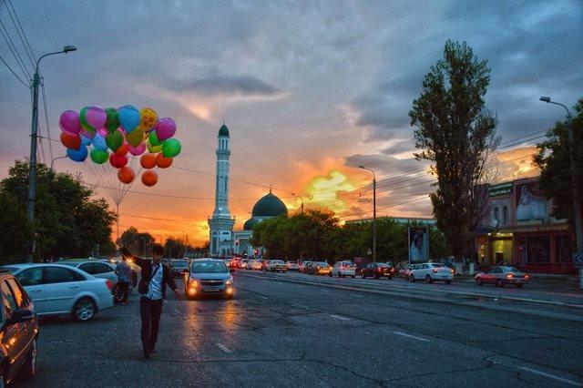Ташкент вошел в топ 20 городов с самым загрязненным воздухом