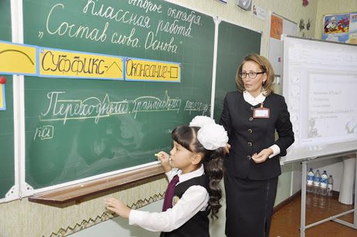 Стало известно, какой процент учителей в школах Узбекистана имеют высшее образование