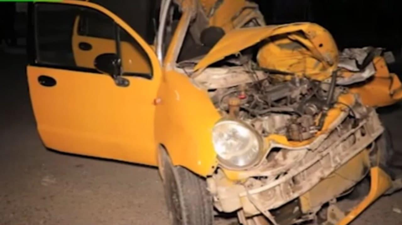 В Ферганской области произошло смертельное ДТП – видео