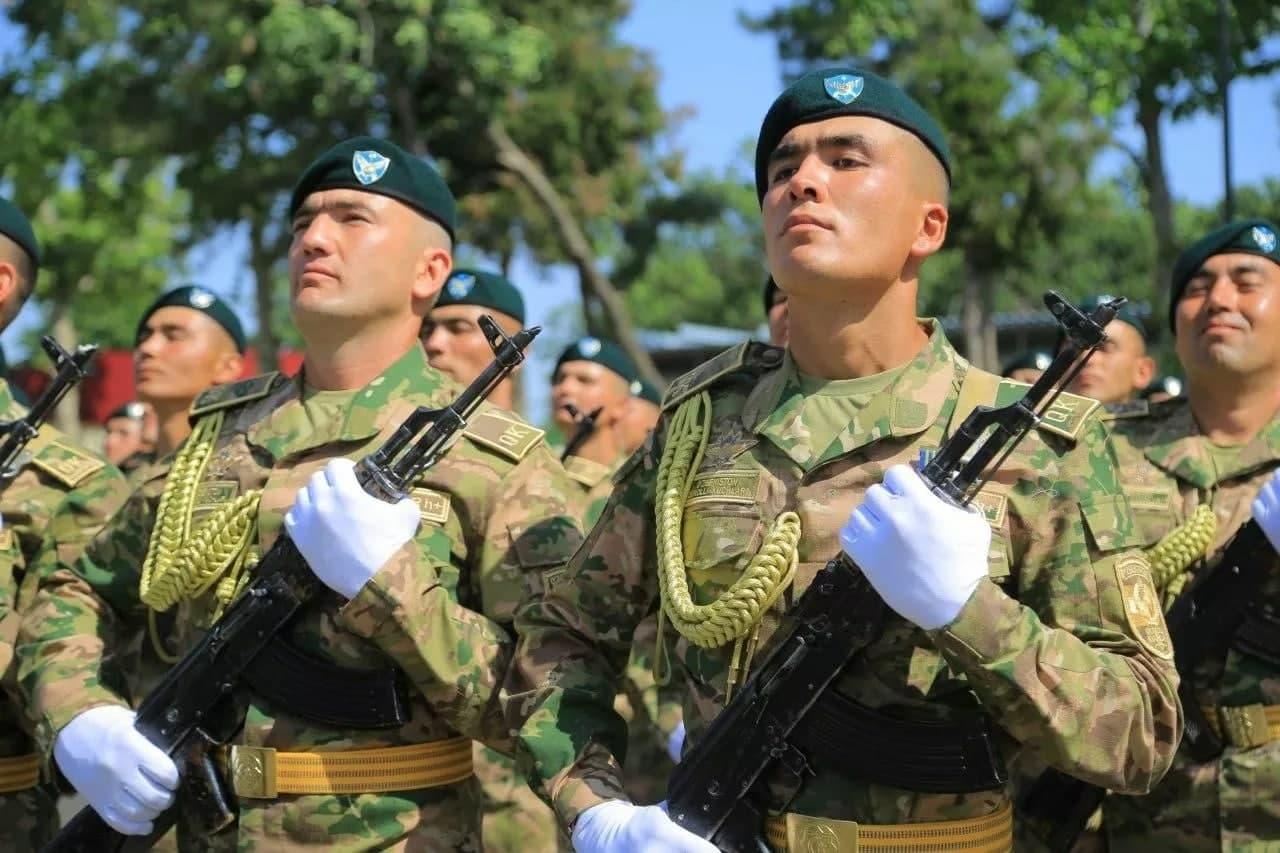 Установлены новые условия выплат военнослужащим Узбекистана