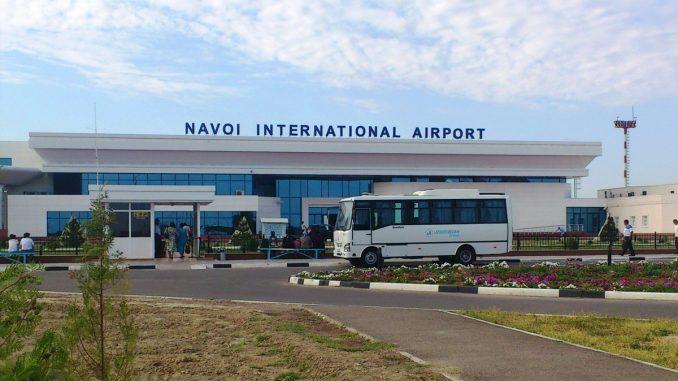 Международный аэропорт Навои признан самым лучшим по СНГ за 2020 год