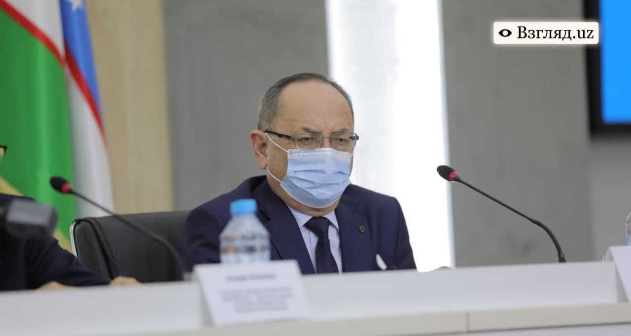 Нурмат Атабеков назвал причину резкого роста заболевших COVID-19 в Узбекистане
