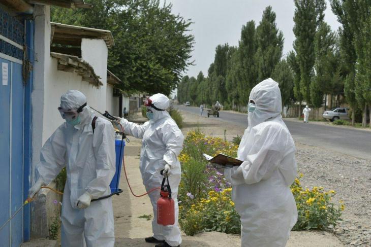 Двое пациентов скончались от коронавируса в Узбекистане