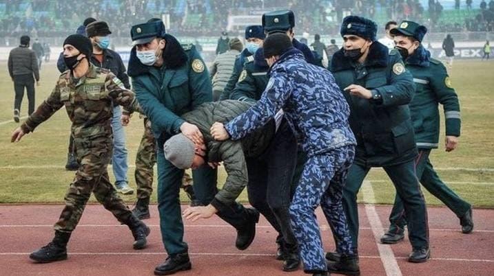 Призыв к массовым беспорядкам в Узбекистане будет наказуем