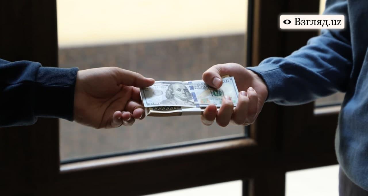 В Кибрайском районе поймали предпринимателя в момент совершения незаконной сделки