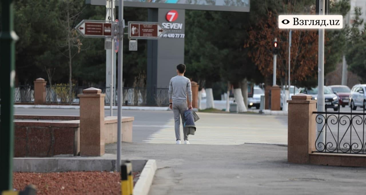В Ташкенте перекроют движение на одной из улиц