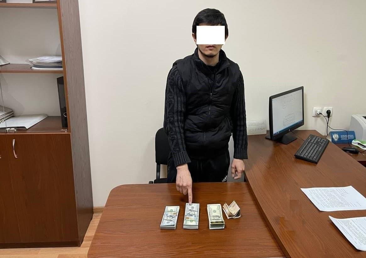 Житель Ташкента хотел нелегально продать биткоины