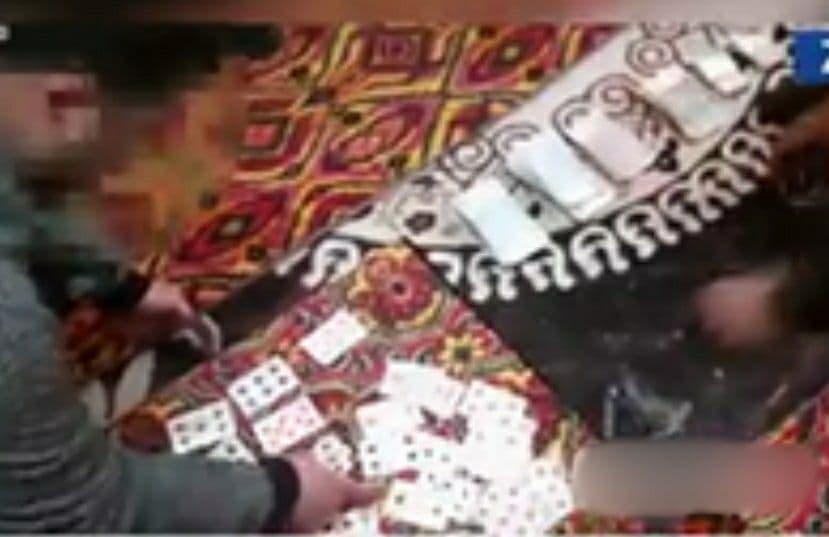 В Навои четверо молодых людей открыли «казино» в арендованном доме – видео