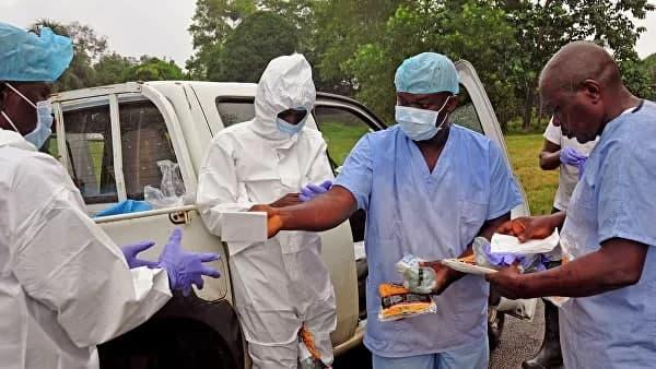 В двух африканских странах от Эболы умерло 13 человек