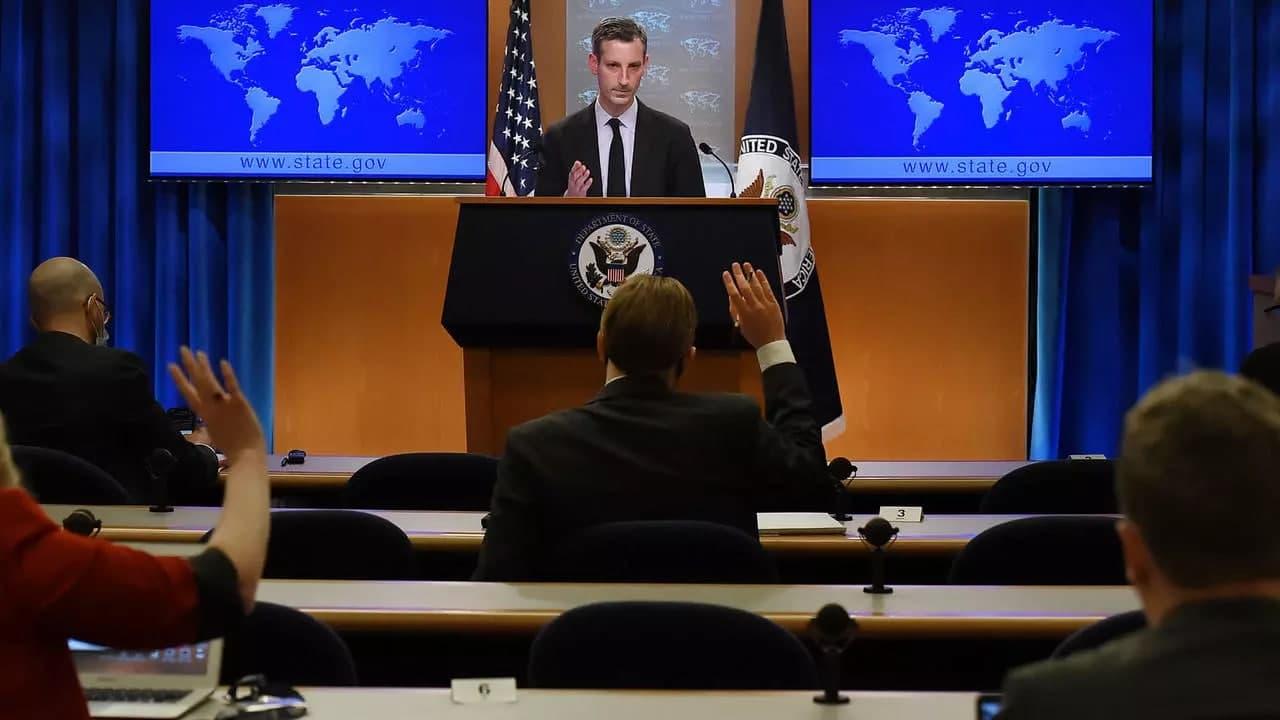 Госдеп США обвинил разведслужбы России в распространении дезинформации об американских вакцинах