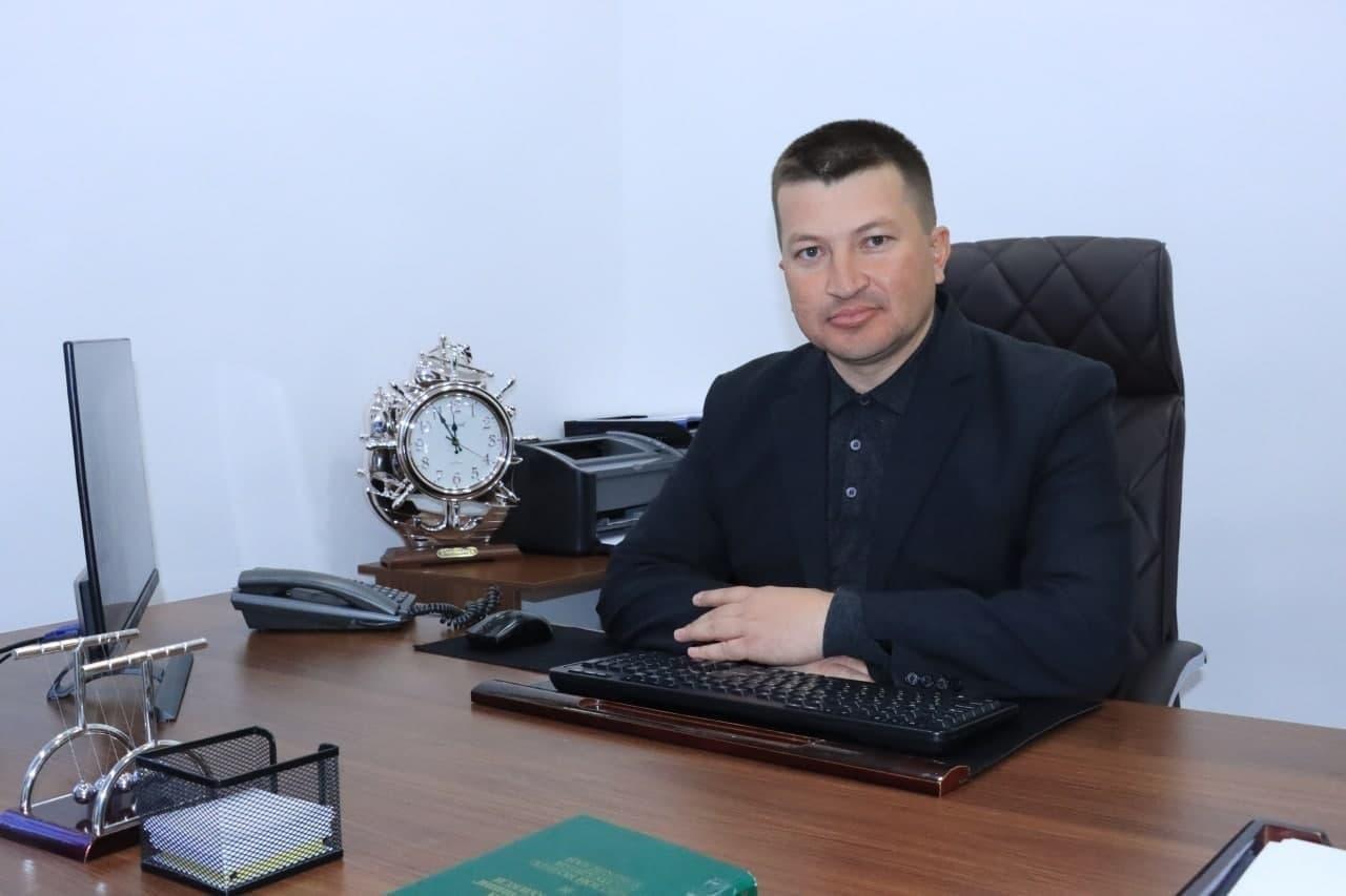 Назначен новый заместитель хокима Карманинского района Навоийской области