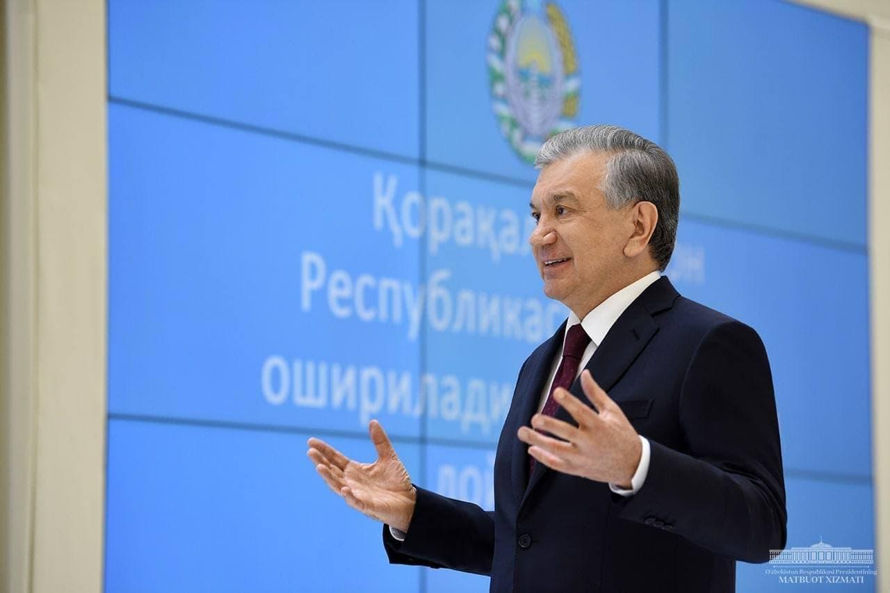 В Каракалпакстане будут выпускать строительную продукцию на сумму более 1 триллиона сумов