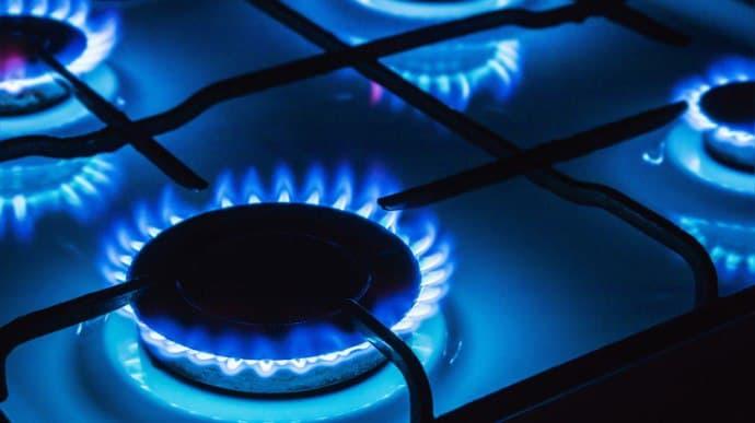 В двух районах столицы временно отключили газ