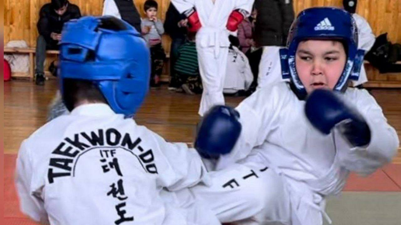 В Ташкенте прошли открытые соревнования по Тхэквондо среди детей и подростков