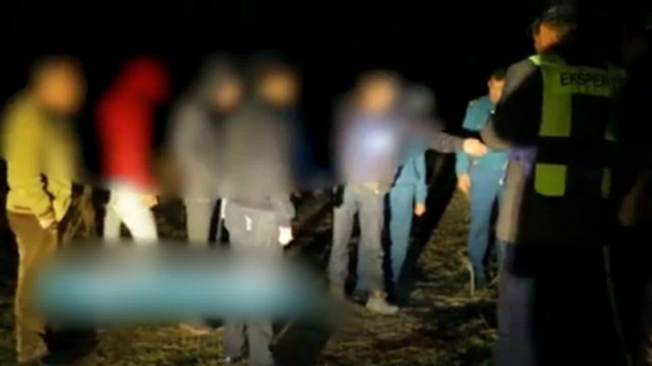 В Джизакской области двое мужчин убили знакомого и сожгли его труп — видео