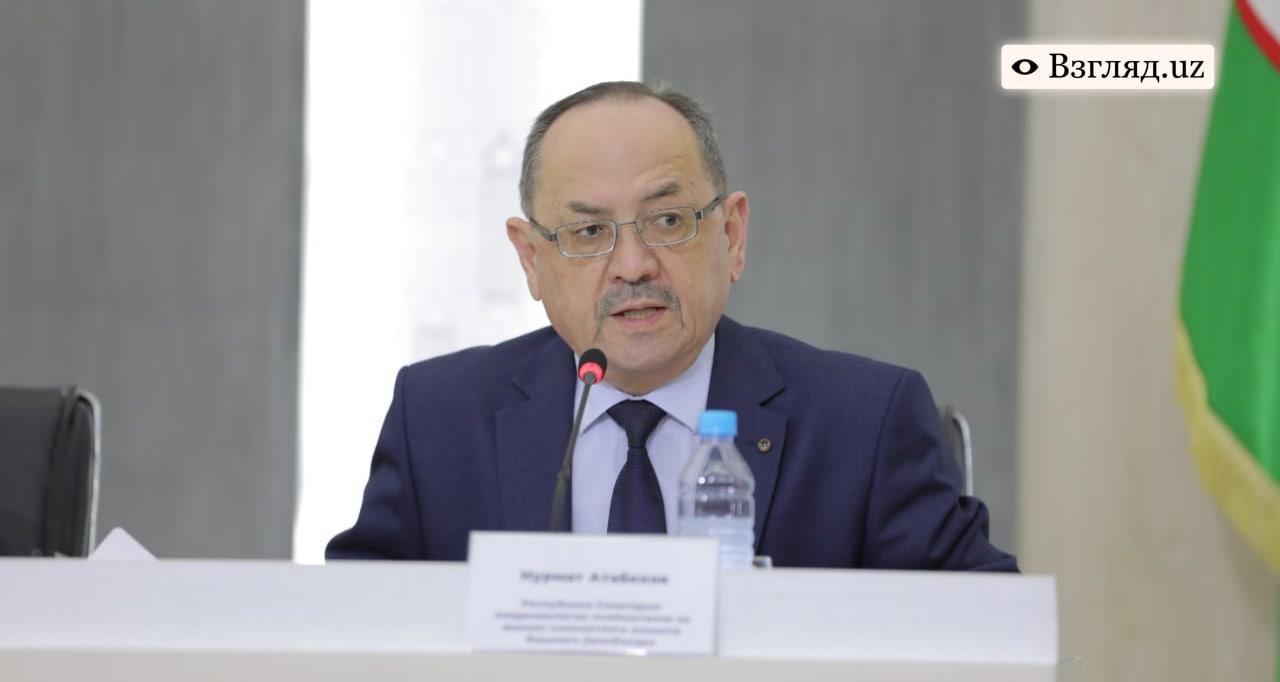 Нурмат Атабеков опроверг информацию о намеренном завышении статистики по COVID-19