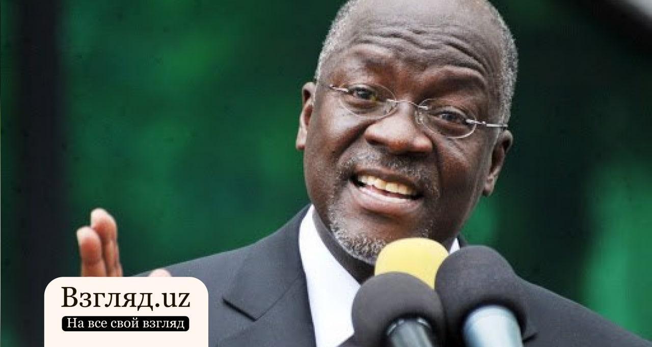 Скончался отрицавший коронавирус президент Танзании