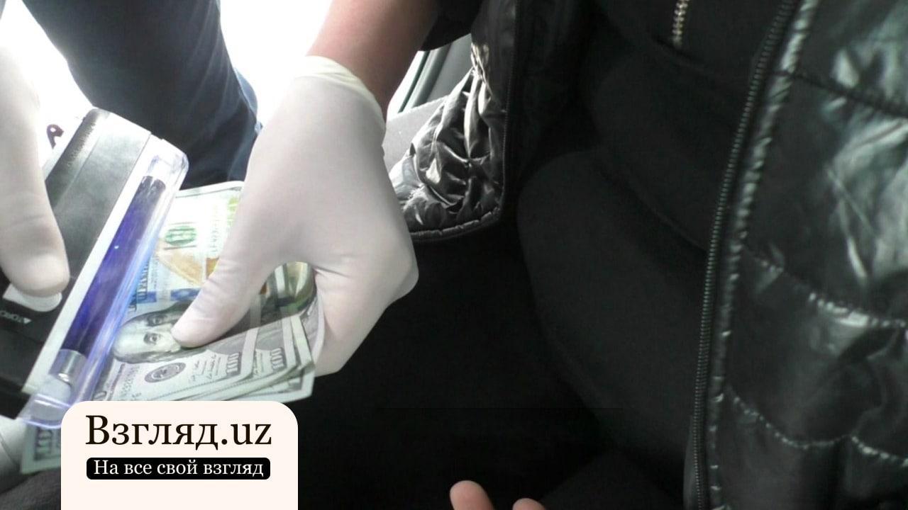 В Ташкенте женщина вымогала у мужчины 600 долларов путем шантажа