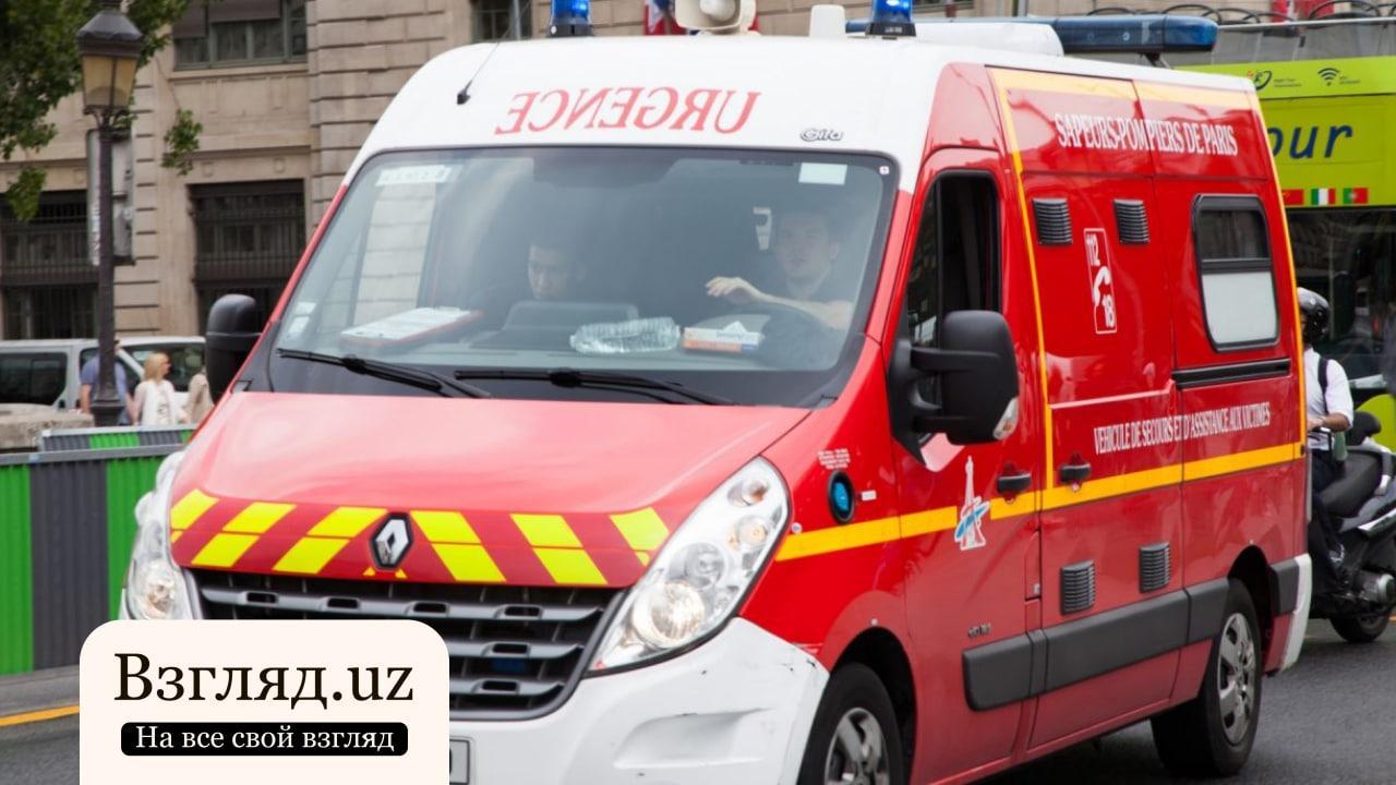 Во Франции водитель авто протаранил 18 велосипедистов