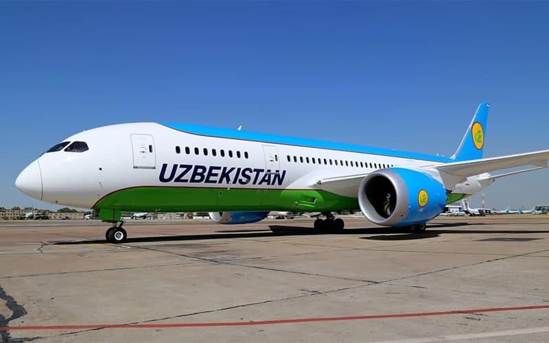 Uzbekistan Airways увеличит регулярные рейсы в Душанбе