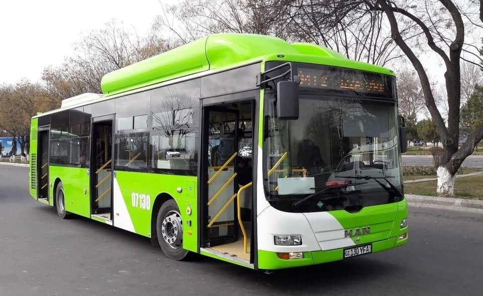 Опубликовано количество автобусов, произведенных в Узбекистане в начале этого года